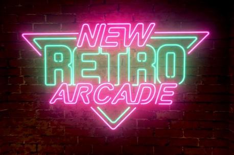 New Retro Arcade: Neon (Steam VR)