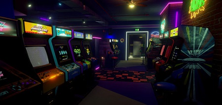 New Retro Arcade: Neon (Steam VR)