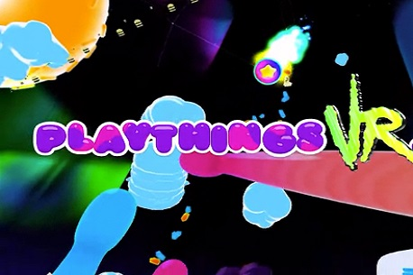 Playthings: VR Music Vacation (Steam VR)