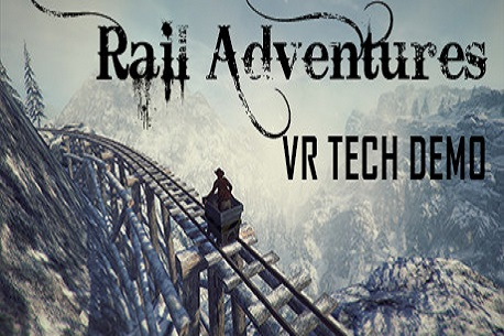 Rail Adventures - VR Tech Demo (Steam VR)