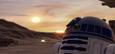 Star Wars: Trials on Tatooine (Steam VR)