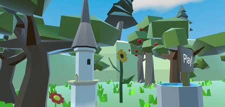 Tower Island: Explore, Discover and Disassemble (Steam VR)