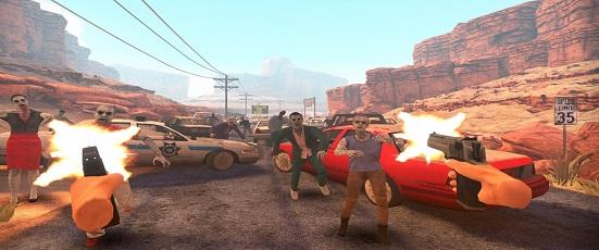 Arizona Sunshine (Oculus Quest)
