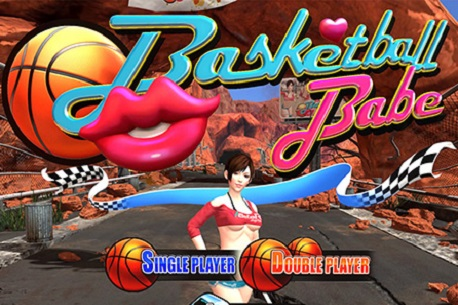 Basketball Babe (Steam VR)