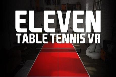 Eleven: Table Tennis VR (Steam VR)