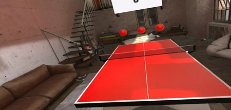 Eleven: Table Tennis VR (Steam VR)