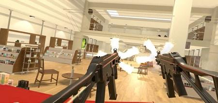 Fast Action Hero (Steam VR)