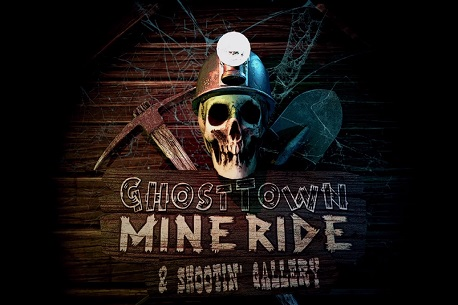 Ghost Town Mine Ride & Shootin' Gallery (Steam VR)