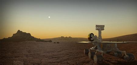 Mars Odyssey (Steam VR)