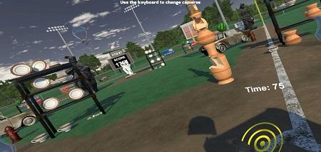 Pitch-Hit Arcade (Steam VR)
