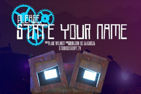 Please State Your Name: A VR Animated Film (Steam VR)