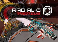 Radial-G: Proteus (Oculus Quest)