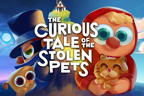 The Curious Tale of the Stolen Pets (Oculus Quest)