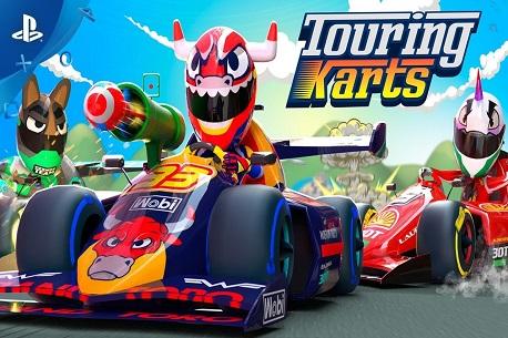 Touring Karts (PSVR)