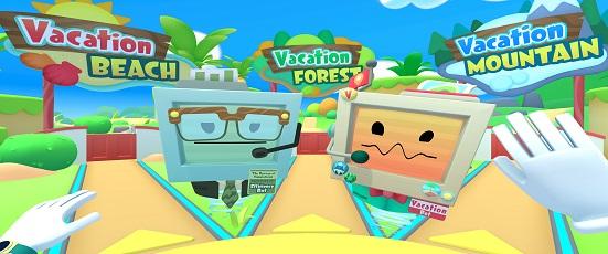 Vacation Simulator (Oculus Quest)