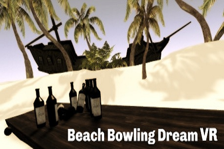 Beach Bowling Dream VR (Steam VR)