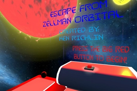 Escape from Zellman Orbital (Steam VR)