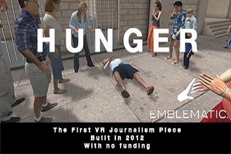 Hunger (Steam VR)