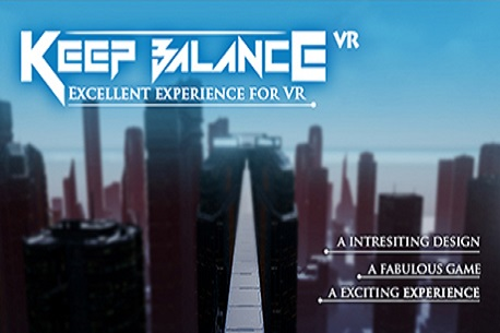 Keep Balance VR (Steam VR)
