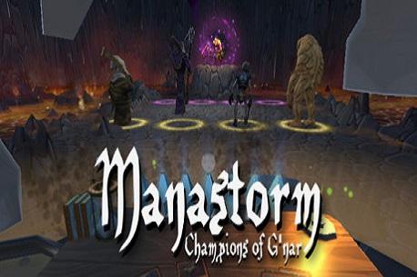 Manastorm: Champions of G'nar (Steam VR)