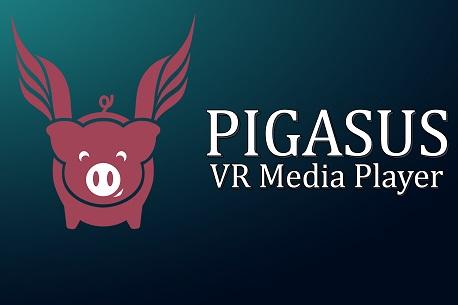 Pigasus VR Media Player (Oculus Quest)