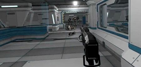 RAYGUN COMMANDO VR (Steam VR)