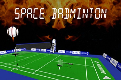 Space Badminton VR (Steam VR)