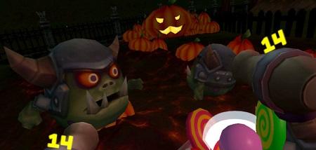 Spooky Night (Steam VR)