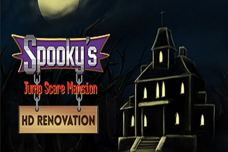 Spooky's Jump Scare Mansion: HD Renovation (Steam VR)