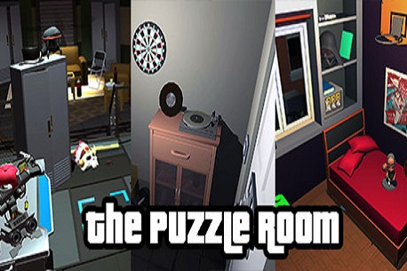 The Puzzle Room VR (Steam VR)