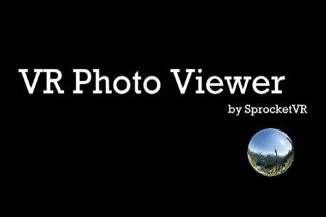 VR Photo Viewer (Steam VR)