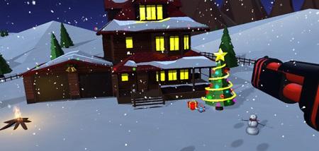 VR Snowballs (Steam VR)