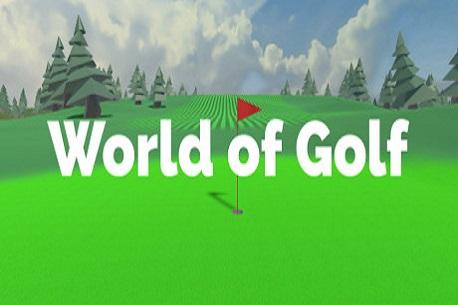World of Golf (Steam VR)