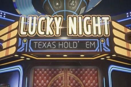 Lucky Night: Texas Hold'em VR (Steam VR)