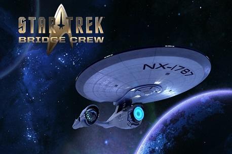 Star Trek: Bridge Crew (Steam VR)
