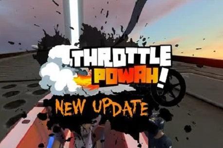Throttle Powah VR (Steam VR)