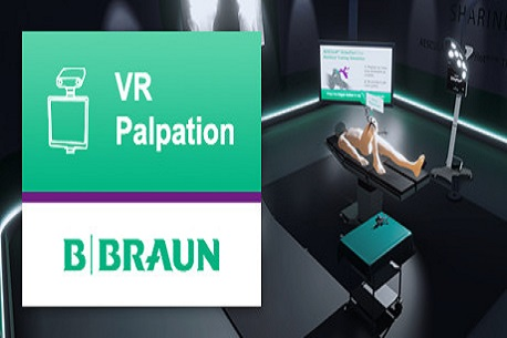 AESCULAP OrthoPilot Elite VR Palpation (Steam VR)