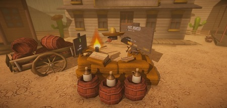 Barrels Up (Steam VR)