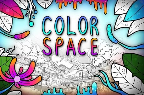 Color Space (Oculus Quest)