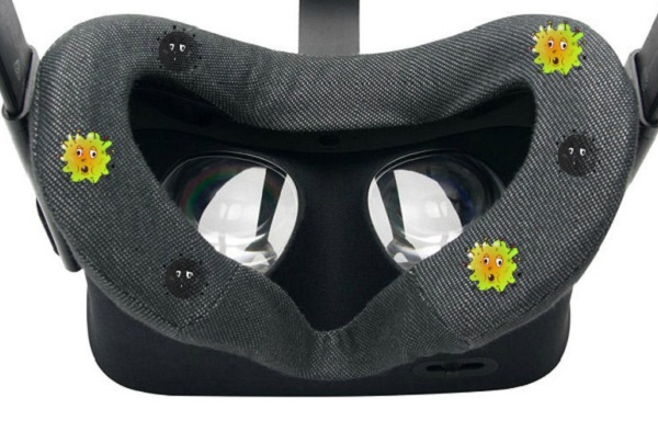 How To Make Sure Your VR Headset is Germ-Free