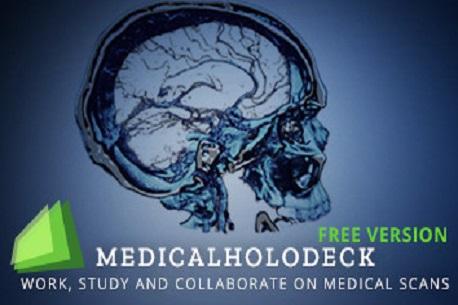 Medicalholodeck Free (Steam VR)