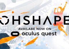 OhShape (Oculus Quest)
