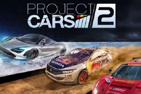 Project CARS 2 (Steam VR)
