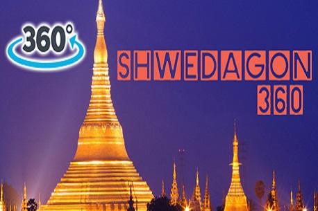 Shwedagon Pagoda 360 (Burma) (Steam VR)