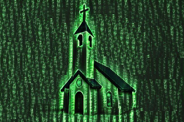 The Real-World Church Might Be Closed, but the VR Church is Open!