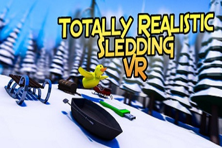 Totally Realistic Sledding VR (Steam VR)