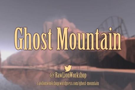 Ghost Mountain Roller Coaster (Steam VR)