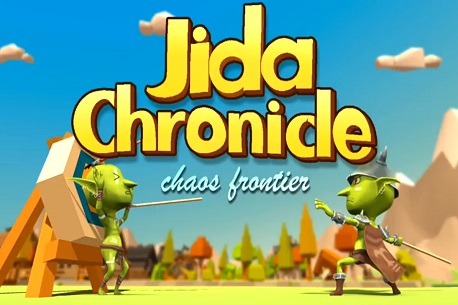 Jida Chronicle Chaos frontier VR (Steam VR)