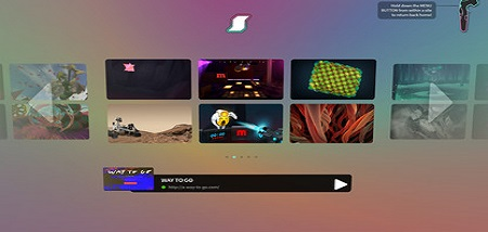 Supermedium - Virtual Reality Browser (Steam VR)
