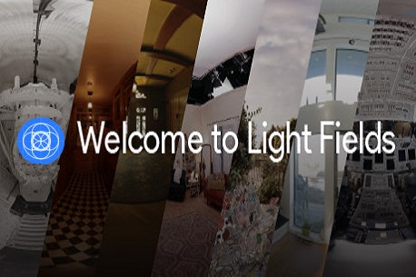 Welcome to Light Fields (Steam VR)